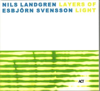 Nils Landgren & Esbjörn Svensson Trio (E.S.T.) - Layers Of Light (2021 Reissue, ACT, LP + Digital Copy)