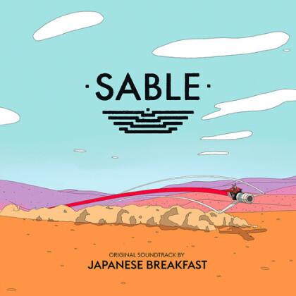 Japanese Breakfast - Sable - OST (2 CDs)