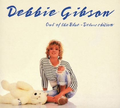 Debbie Gibson - Out Of The Blue (2021 Reissue, 3 CDs + DVD)