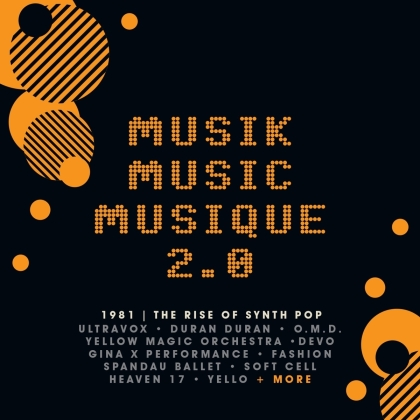 Musik Music Musique 2.0 Rise Of Synth Pop