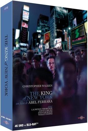 The King of New York (1990) (Edition Préstige limitée, + Goodies, 4K Ultra HD + Blu-ray)