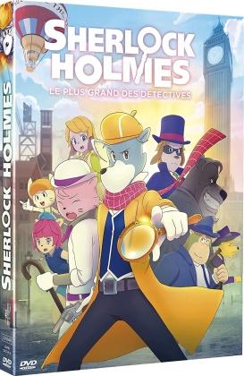 Sherlock Holmes - Le plus grand des détectives (2019)