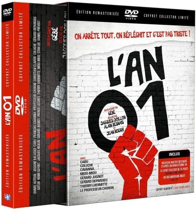 L'an 01 (1972) (Collector's Edition Limitata, Versione Rimasterizzata, 2 DVD)