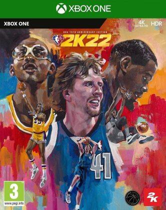 NBA 2K22 (Legend Edition)