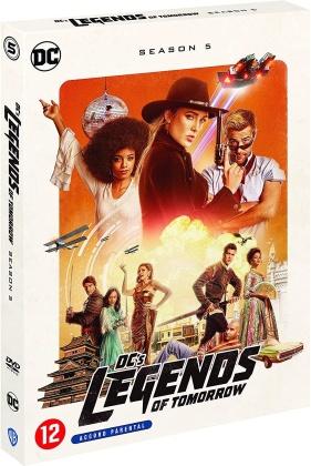 DC's Legends of Tomorrow - Saison 5 (3 DVD)