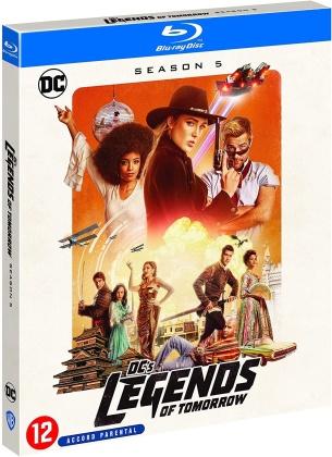 DC's Legends of Tomorrow - Saison 5 (3 Blu-ray)