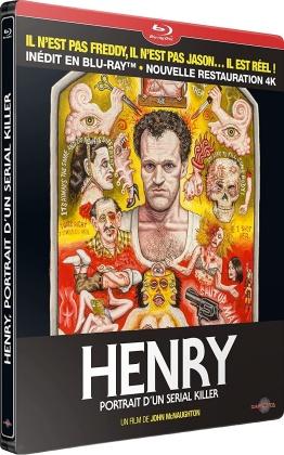 Henry - Portrait d'un serial killer (1986) (Edizione Limitata, Steelbook)