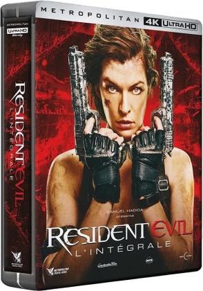 Resident Evil 1-6 - L'intégrale (6 4K Ultra HDs)