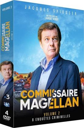 Commissaire Magellan - Vol. 2 (4 DVDs)