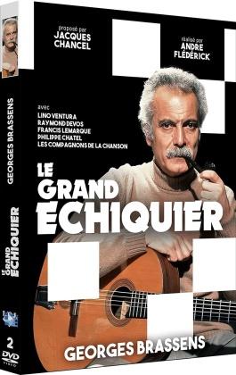 Le Grand Echiquier - Georges Brassens (2 DVDs)