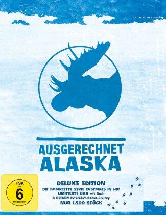 Ausgerechnet Alaska - Die komplette Serie (Deluxe Edition, Limited Edition, 15 Blu-rays)