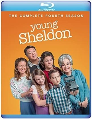 Young Sheldon - Season 4 (2 Blu-rays)
