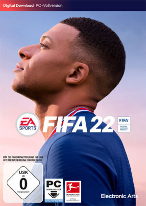 Fifa 22 - (Code in a Box) (German Edition)
