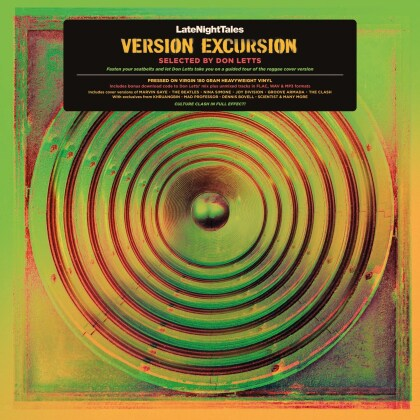 Don Letts - Late Night Tales pres. Version Excursion