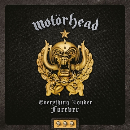 Motörhead - Everything Louder Forever - The Very Best Of (2 LPs)