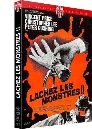 Lâchez les monstres (1970) (Blu-ray + DVD)