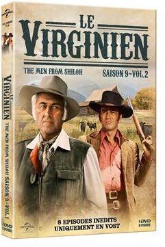 Le Virginien - Saison 9 - Vol. 2 (4 DVDs)