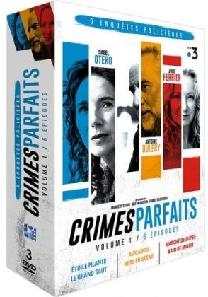 Crimes parfaits - Vol. 1 - Coffret 1 (3 DVDs)