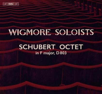 Wigmore Soloists & Franz Schubert (1797-1828) - Octet In F Major D 803 (SACD)
