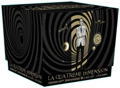 La quatrième dimension (La série originale) - L'intégrale (21 Blu-rays + DVD)