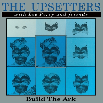 The Upsetters & Lee Perry - Build The Ark (2021 Reissue, Music On Vinyl, Limited to 2000 Copies, Colored, 3 LPs)