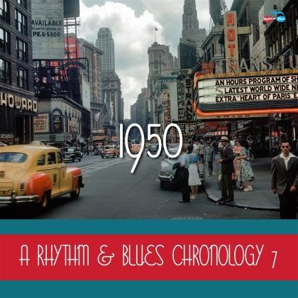 A Rhythm & Blues Chronology 7, 1950 (2 CD)