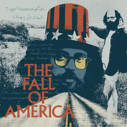 Allen Ginsberg: The Fall Of America