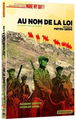 Au nom de la loi (1949) (Make My Day! Collection, Blu-ray + DVD)