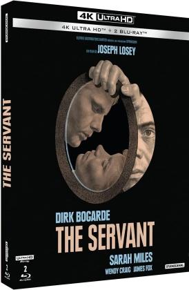 The Servant (1963) (4K Ultra HD + 2 Blu-rays)