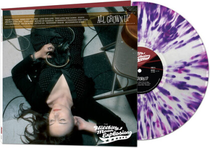 The Hillbilly Moon Explosion - All Grown Up (2021 Reissue, Gatefold, Cleopatra, Limited Edition, Purple Vinyl, LP)