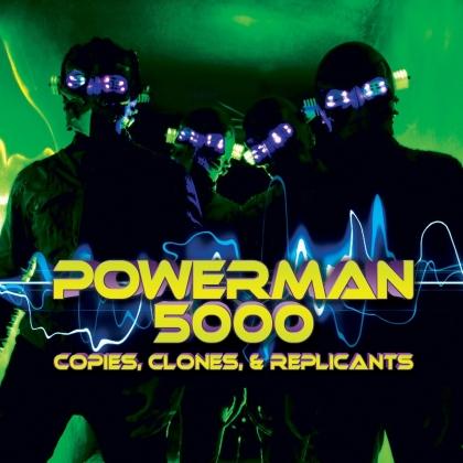 Powerman 5000 - Copies Clones & Replicants (2021 Reissue, Digipack)