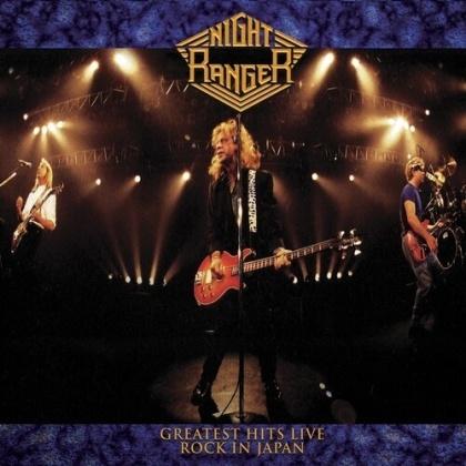 Night Ranger - Rock In Japan - Greatest Hits Live (2021 Reissue, Digipack)