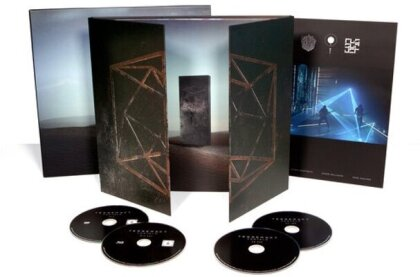 Tesseract - Portals (Deluxe Edition, 2 CD + Blu-ray + DVD)