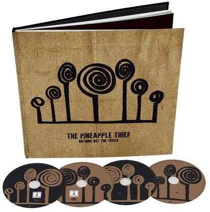 The Pineapple Thief - Nothing But The Truth (Deluxe Edition, 2 CD + Blu-ray + DVD)