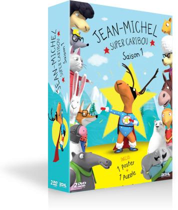 Jean-Michel Super Caribou - Saison 1 (2 DVD)