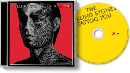 The Rolling Stones - Tattoo You (2021 Reissue, Jewelcase, 40th Anniversary Edition, Remastered)