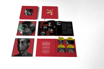 The Rolling Stones - Tattoo You (2021 Reissue, Boxset, 40th Anniversary Edition, Remastered, Picture Disc, 4 CDs + LP)