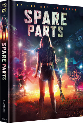 Spare Parts (2020) (Cover A, Limited Edition, Mediabook, Blu-ray + DVD)
