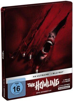 The Howling - Das Tier (1981) (Limited Edition, Steelbook, 4K Ultra HD + Blu-ray)