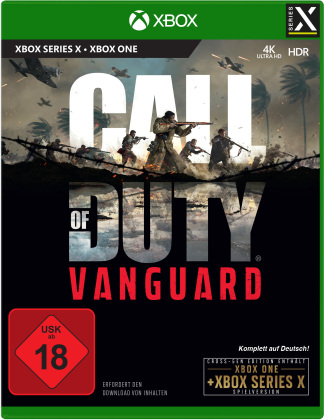 Call of Duty Vanguard (German Edition)