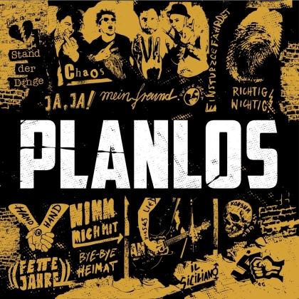 Planlos - --- (2 LPs)
