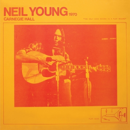 Neil Young - Carnegie Hall 1970 (2 LPs)