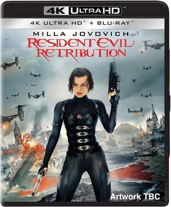 Resident Evil 5 - Retribution (2012) (4K Ultra HD + Blu-ray)
