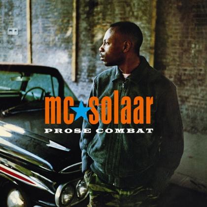 MC Solaar - Prose Combat (2021 Reissue, 2 LPs)