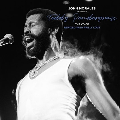 Teddy Pendergrass - John Morales Presents Teddy Pendergrass - The Voice - Remixed With Philly Love (Digipack, 2 CDs)