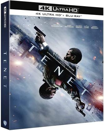 Tenet (2020) (Riedizione, 4K Ultra HD + Blu-ray)