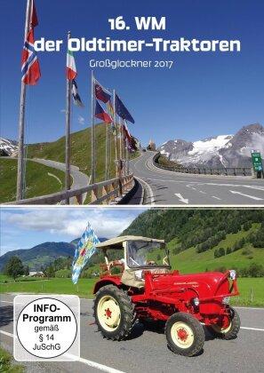 16. WM der Oldtimer-Traktoren