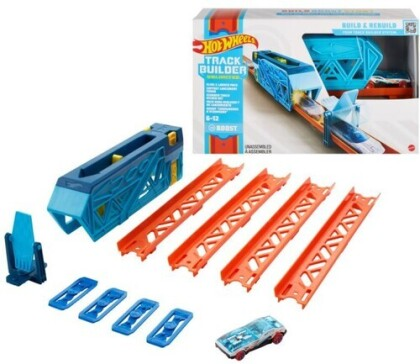 Hot Wheels - Hw Tb Unlimited Slide & Launch Pack Playset