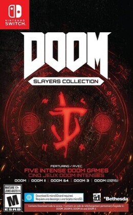 Doom Slayers Collection - (Code in a Box)