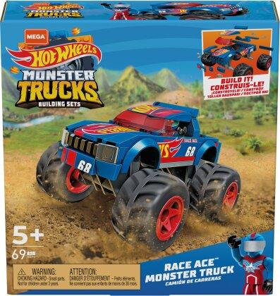 Mega Brands Hot Wheels - Hw Race Ace